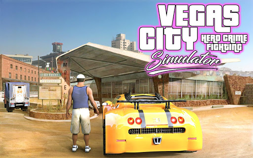 Gangster In Vegas City: Real Miami Mafia Action 1.1 screenshots 1