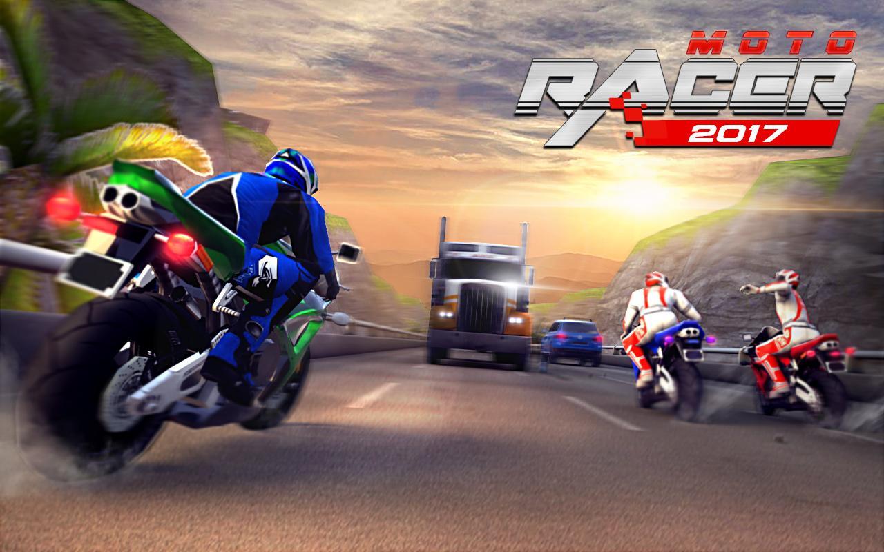 Download Moto Racer 2017 Mod Apk