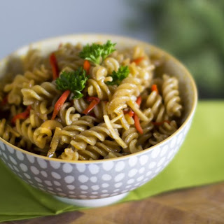 Pasta With Olive Oil, Garlic And Chilli