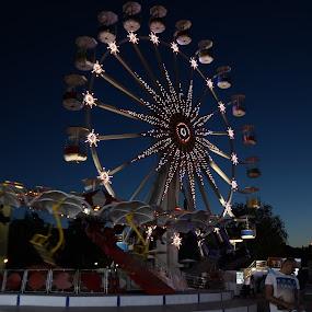 by Tadeia Fedor - City,  Street & Park  Amusement Parks (  )