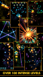 Plasma Sky - rad space shooter Screenshot 1
