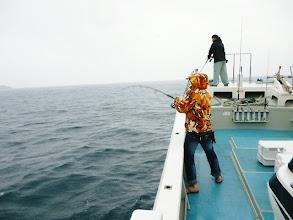"""Photo: ・・・雨です。 オープニングは""""ヤマシタさん""""のトップに!"""