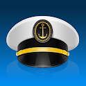 Nautical map (The Netherlands) icon