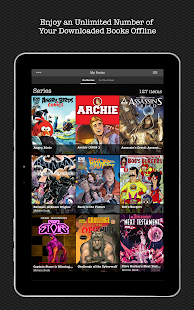 Madefire Comics & Motion Books Screenshot