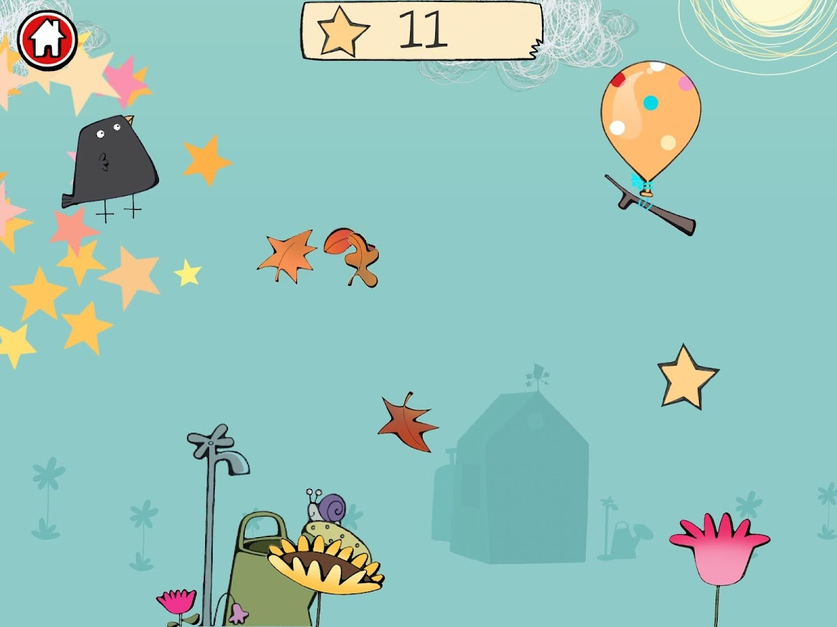 Wussywat Irdy Bird- screenshot