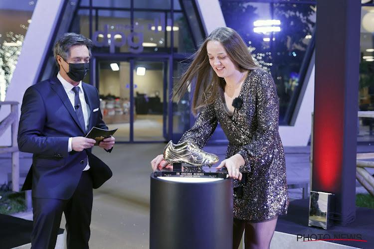 Nieuwe naam op de erelijst: Tine De Caigny verslaat Tessa Wullaert en Kassie Missipo