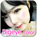 Eye Color Changer Big eye icon