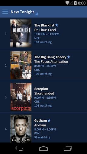 TV Guide 4.3.10 screenshots 2