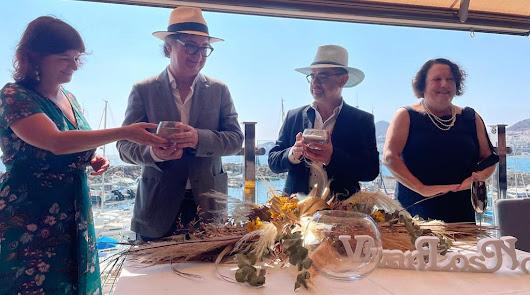 Una boda supercariñosa y especial en el Cabo de Gata