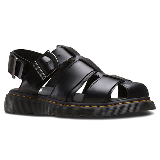 Dr Martins  AirWair KASSION LEATHER SANDALS