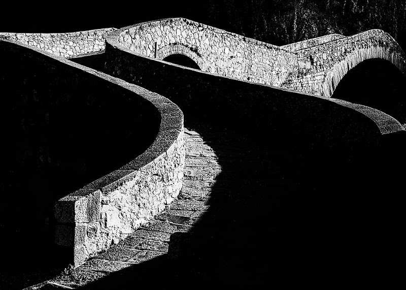 Ponte del Diavolo di Marco Tomei