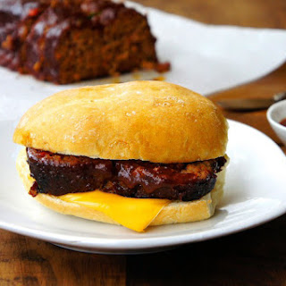 Meatloaf Sandwiches.