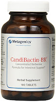 Metagenics CandiBactin-BR Herbal Supplement - 180ct