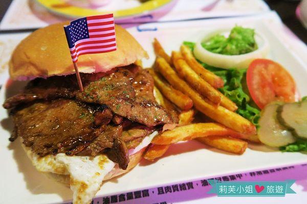 水牛城美式炭烤牛排餐廳‧大口吃肉超過癮