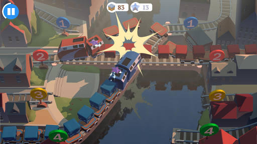 Train Conductor World  captures d'écran 2