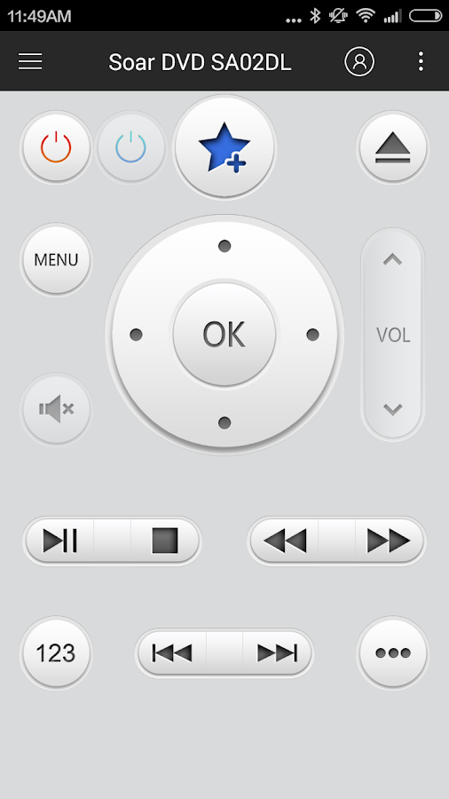 ZaZa Remote-Universal Remote- screenshot