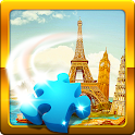 Jigsaw Puzzles Travel icon