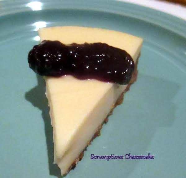 ~ Scrumptious Cheesecake ~