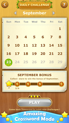 Word Connect : Word Search Games 6.1 screenshots 4