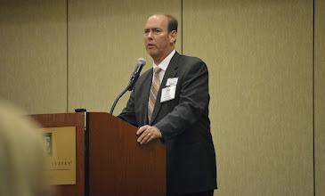 Photo: Ret. Superintendent Tim Hanner