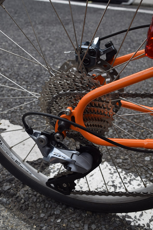 Large Cassettes for 11-Speed Road Bikes | Joe Wein's blog