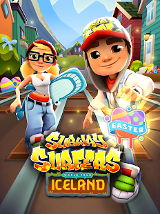 Subway Surfers Capture d'écran