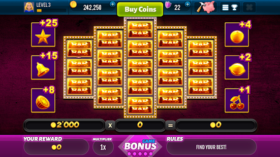 Golden Bars Slot Machine - Play Free Casino Slots Online
