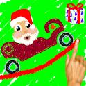 Scribble Santa 2 icon