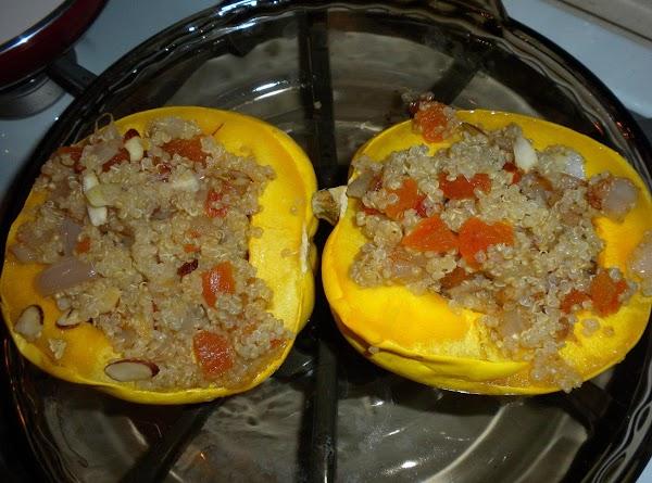 Acorn Squash / Quinoa Recipe
