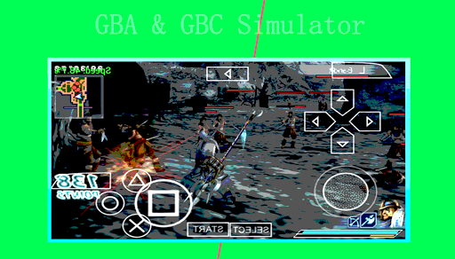 Gba & Gbc Emulator 12 screenshots 3