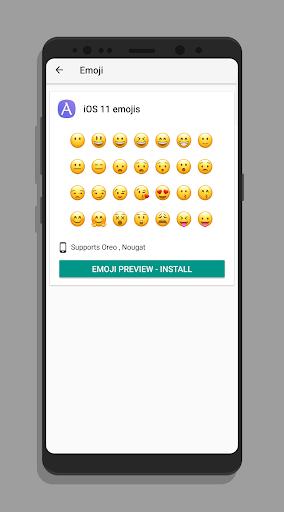 Fonts for Samsung (AFonts) 3.5 screenshots 3