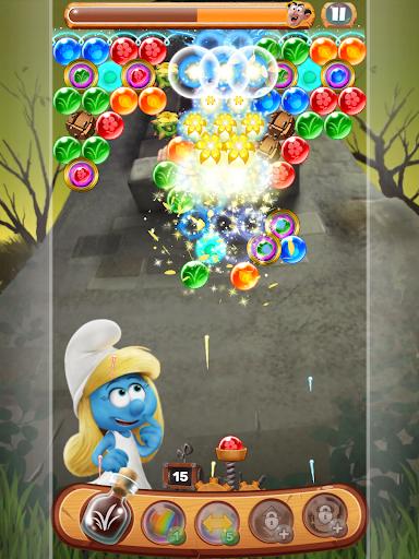 Smurfs Bubble Shooter Story 1.14.14291 screenshots 24