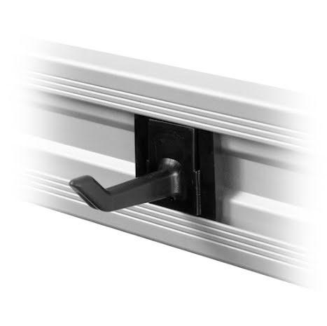 Toolflex Krok till aluminiumskena 3-pack