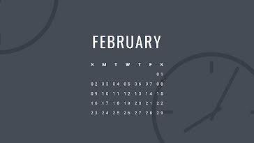 Schedule Monthly - Monthly Calendar template