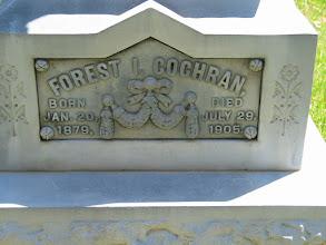 Photo: Cochran, Forest I.