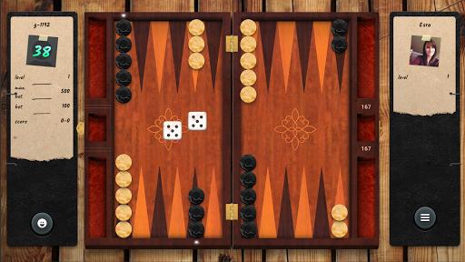 Backgammon GG - Online Board Game android2mod screenshots 3