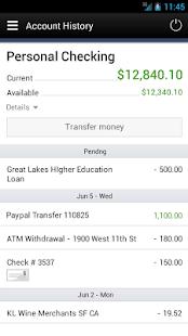 Central Bank Mobile Banking- screenshot thumbnail