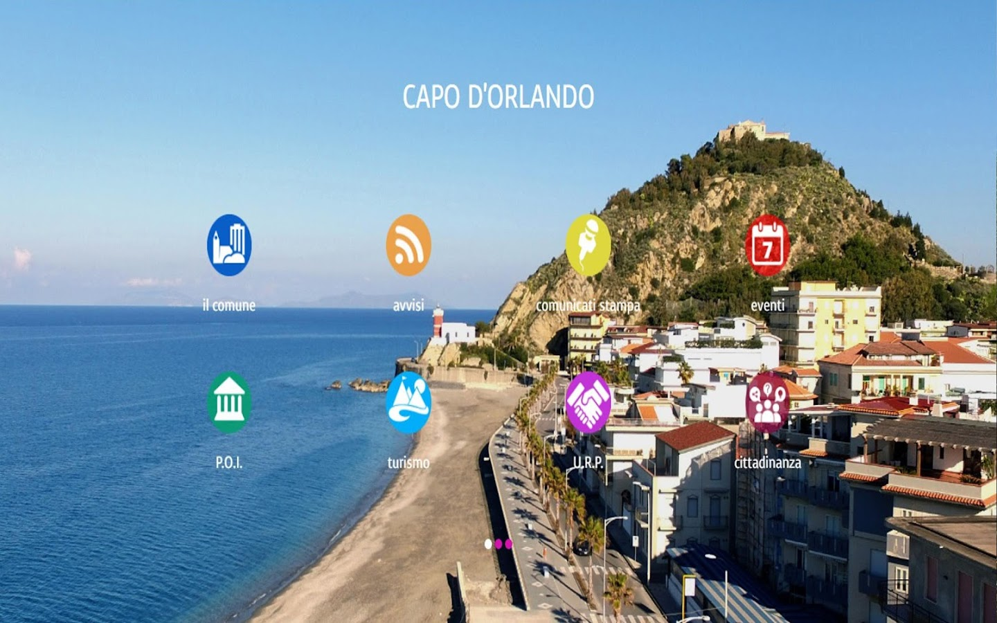 Capo d'Orlando- screenshot
