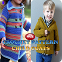 Crochet Pattern Child Coats icon