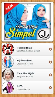 Tutorial Hijab 2017 Simple - screenshot