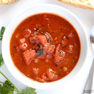 Smoky Tomato Soup