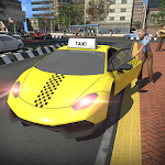 Taxi Simulator Game 2017