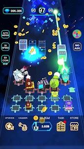 Fireline Merge Defense 3D Mod Apk [Unlimited Money Diamonds] 3