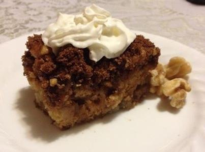 Walnut Apple Cake Recipe