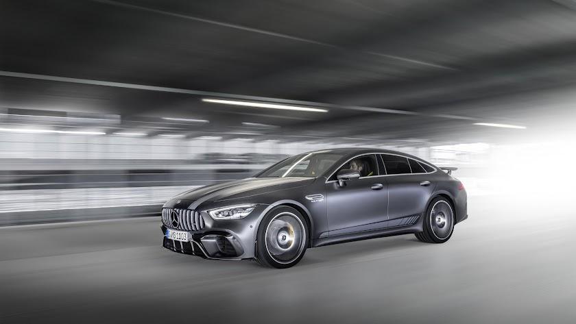El nuevo Mercedes -AMG GT 63 S 4MATIC, llegará apartir de septiembre a  SAVERES