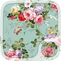 Vintage Rose Wallpaper icon