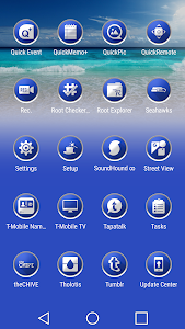 Enyo Blue - Icon Pack screenshot 4