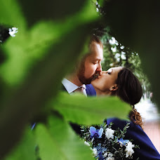 Wedding photographer Alena Babina (yagodka). Photo of 01.12.2017