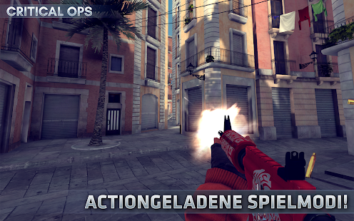 Critical Ops Screenshot