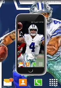 Dak Prescott HD Wallpaper NFL 2018 - náhled